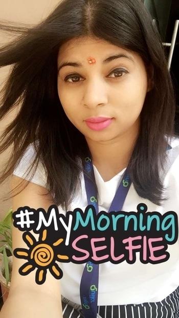 #morning #selfee #mymorningselfie