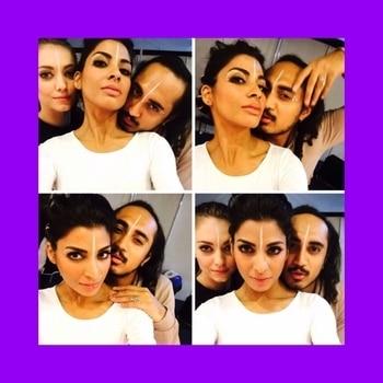 #model #backstage #fashionweek #frnds #indianmodel #lifeoffabio #designer #swag #keepitreal