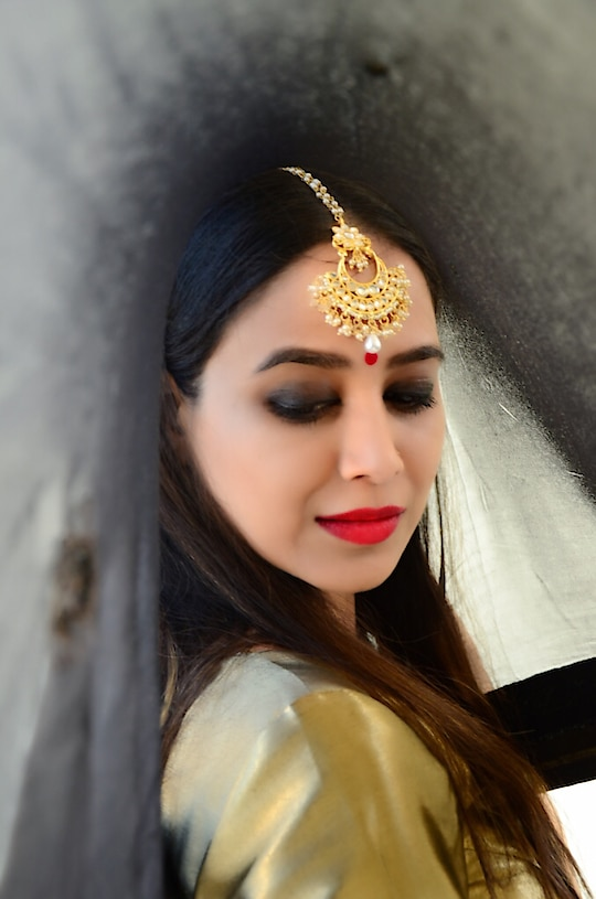 Follow me on Instagram  Instagram.com/ela.queensoffashion  ... . . #roposogal #trending #fashionblogger #whatiwore #ethniclook #ethniclove #bangaloreblogger #indianblogger