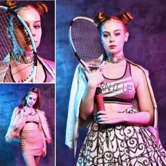 #hollywood #actress #ashleighross #choker #cuff #prunemagazine #LA #editorialshoot #monashroffjewellery #monashroff