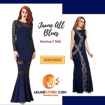 Use Coupon SURPRISE to avail special hidden discount  #jaune #jaunestore #bluegowns #allblues #coolblue #bluedresses #india #onlineshopping #dressesinbudget  Explore more at  https://jaunestore.com/search?q=blue