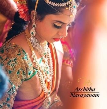 Bridal diaries! #archithanarayanamofficial #bridalcouture #happybrides #zardosiwork #kaasikabazaar #lakmefashionweek #gold #saree #story #traditional #beautiful #innocent #pretty #bridestobe #bridalblouses #happyclients #royal #perfect #traditional #indianweddings #bigfatwedding #indiantradition
