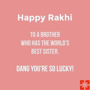 Happy Rakhi all you Lucky Brothers 🍫🙌🏻 . . . . . . #theredbox #crazysexycool #happyrakhi #rakhi #rakhiday #rakhi2017 #truestory #luckybrother #bestsister #qotd #quote #instaquote #love #lovemybrother #sisterlove #instalove #rakhilove #soroposo