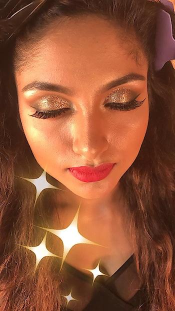 #shimmerandshine #makeupbyavideol