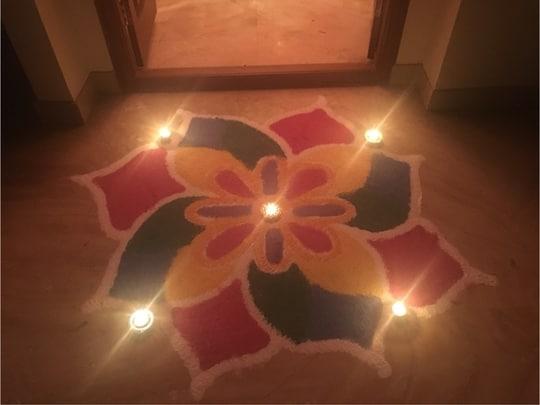 Happy Dhanteras 2017 #pujadecor