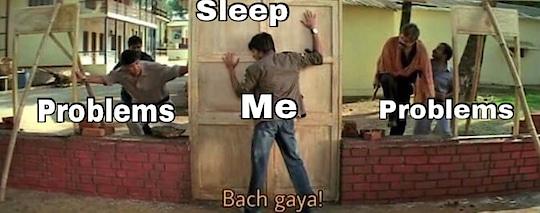 Sleep is important  #meme #memes #joke #sleep #lazy
