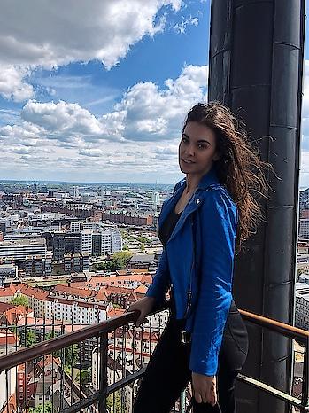 Hello Hamburg 🇩🇪 #hamburg #germany #traveling #beautifulday #view #panorama #girl #happiness #gratitude