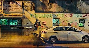 Nightshelter for homeless street kids at Churchgate station, Mumbai!