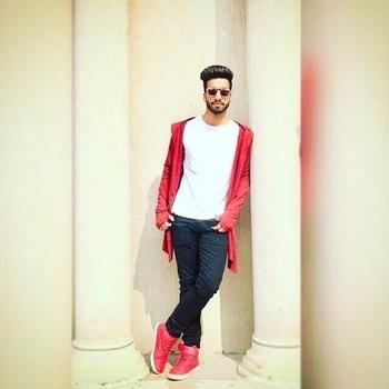 #roposostyle #lifestyleblogger #swagger #redlove ❤️