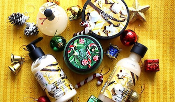 So! The Body Shop has thrown some bomb products in their new Christmas 2018 Collection!! 🌲 🍭 🎅 🔔  I tried a few of them and you must read the post to know how they are! Your Christmas gifting to either your loved ones of to yourself might be incomplete if you don't read it! 😜😁 Link - https://goo.gl/wtjiNE  @thebodyshopindia  #EnchantedByNature #TheBodyShopIndia #TheBodyShop #Christmas2018 #ChristmasCollection #beautyblogger #indianbeautyblogger #bathandbody #vanillamarshmallow #peppermintcandycane #berrybonbon