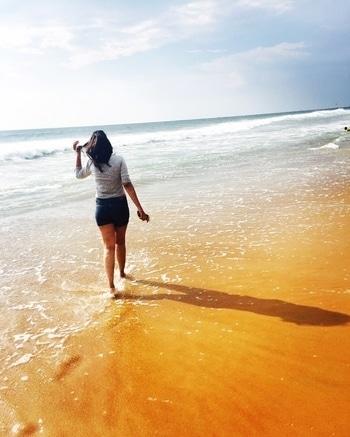 #casuals  #beachvibes #beach #beachlife #star #croptop #denim #shorts #shoppedlocal #summer #ready #turquoiseblue #water #love #sand #summers