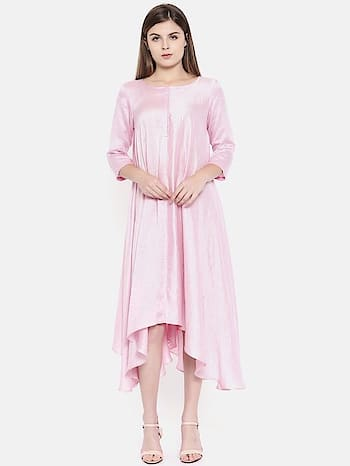 This #pink #tunic by ASMI by Mayank Modi can be worn as a #dress for an #evening #look and can be paired with straight pants for a #formal look: https://www.indiancultr.com/designers/asmi-by-mayank-modi #love #beautiful #India #IncredibleIndia #wow #amazing #artisan #instagood #want #neednow #inspiration #Indian #traditional #makeinindia #instalove #instalike #photooftheday #webstagram #follow #repost #shoponline #apparel #women