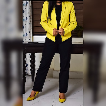 Trying to kill tuesday office blues with this clean sunshine blazer☀️ . Blazer- @mango  Trousers- @tommyhilfiger  Heels- @aldoshoes_sa .  #lookbook  #fashionblogger #bestoftheday #outfitideas #picoftheday  #repost #cute #ootdfashion #officelook #shoelovers #womensfashion #stylist #instablogger #happyme #splendid #fashioninfluencer #trending #tag4likes #followme #likeforlike #mango #aldo #tommyhilfiger #whatiwore #nofilter #outfitoftheday #fashionshor 🛍
