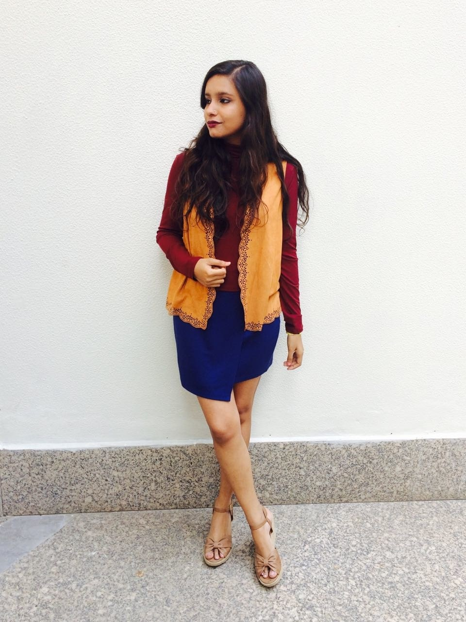 #ootd at popxo love fest!    #ootd #delhifashionblogger #fashion #fashionblogger #new-style #soroposo #roposogal
