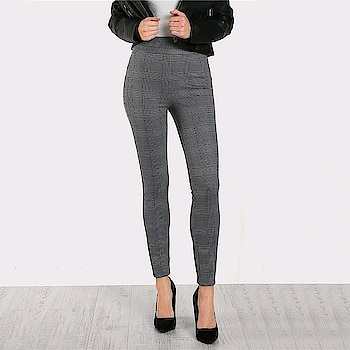 Fresh New Arrivals added to our uber cool collection! Buy this Elasticized Waist Plaid Leggings at just ₹1469.24 . | Cash on Delivery with Easy Returns & Exchanges || Up-to 100%* Money Back Guarantee! | Satisfaction Guaranteed | .  #girls #partywear #womensfashion #tops #dress #fashion #jumpsuit #trending #vogue #ootd #party #style #romper #women #poshgrid #blouses #newarrival #leggingslove #leggingsindia #leggingsforwomen #leggings  #india #photooftheday