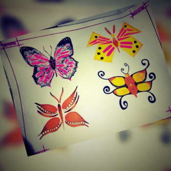 #too #old #drawing #butterfly #natural #geometric #abstract #stylized #drawing #ffdesignerhunt #talenthunt #talenthuntroposo #talenthuntroposovotes #talenthunt #roposotalenthunt