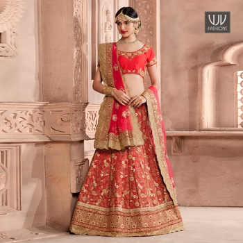 Buy Now @ https://goo.gl/AgDaXA  Exotic Red Color Art Silk A Line Lehenga Choli  Fabric- Art slik  Product No 👉 VJV-WEDD1512  @ www.vjvfashions.com  #chaniyacholi #ghagracholi #indianwear #indianwedding #fashion #fashions #trends #cultures #india #womenwear #weddingwear #ethnics #clothes #clothing #indian #beautiful #lehengasaree #lehenga #indiansaree #vjvfashions #bridalwear #bridal #indiandesigner #style #stylish #bollywood #kollywood #celebrity #outfits #vjvfashions #lehengas