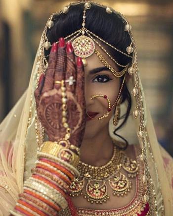 #indiangirls #dulhanfashion