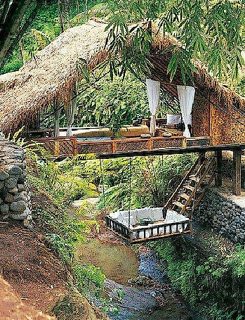 relaxing place