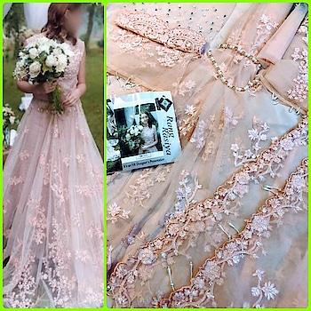 #partywearsuits#designer-wear #styleinspiration #fashion-style #bridal-fashion-designer #netdetails #embroiderylove #embroiderylove #fairydress #fairytaleweddings #evening-gown #gowndressonline #this  gown😍😍😍😍 #beautifulgirl #beautifulpieceofwork #wowshoppee #wowstuff #women_fashion #  watsapp @7869677637