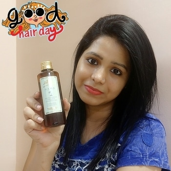 HAIR'S ARE D MOST VITAL PART OF ANYONE'S PERSONALITY AND TOO MUCH OF HAIRFALL LEADS TO LOOSIN SELF CONFIDENCE.... 🙁 - I WAS ALSO SUFFERIN FROM TOO MUCH OF HAIRFALL DEN I TRIED KAMA AYURVEDA EXTRA VIRGIN COCONUT OIL( COLD PRESSED) - PRICE -595 @200ML - I CAN SEE A DIFFRENCE NOW N DAT IS A POSITIVE DIFFERENCE SO I WUD DEFINITELY RECOMMEND U D OIL.. IF U TOO ARE SUFFERING FROM HAIRFALL👈 - - NY OTHER QUERIES.... PLZ COMMENT IN THE COMMENT BOX 😊👍 - #hairlove  ##hairgoals  #filteryourstyle #bornstylish  #indusrimal #hair-story #hair care #beautiful  #blogging #influencer #kolkatablogger #nourishing #tresses and me #styling #styleblogger #followme #likemypost #comment #fashionista #fashiongram #instagram #madness #passion #hairtrends #keepfollowingme #goodhairday #haircare