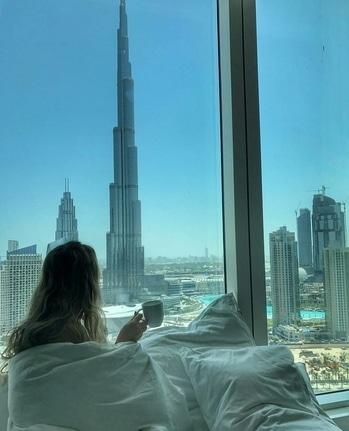 Taj Hotel #Dubai