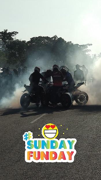 #bikes #sundayfunday