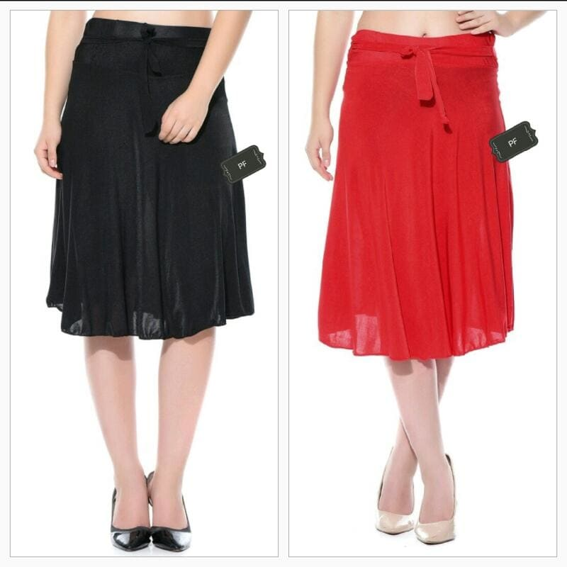 👆🏿*Imported Medium length  lycra skirt with divider in side suitable for l xl and xxl , 32-38 waist size @ 499+🛥*