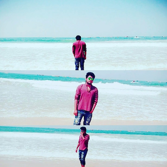 #goa #🌊 #sea #beach #toptags #sand #water #waves #wave #lovesea #blue #nature_brilliance #naturelovers #seascape #water_brilliance #beautiful #water_captures #natureza #vitaminsea #seaview #refelctions #summervibes #seaside #riverside #ocean #amazing #nature #ripples #water_shots #waterfall #bluesea #sealovers