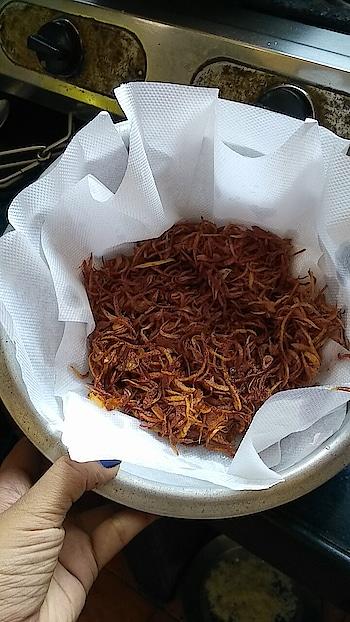 """Biryani Ka """"birista"""" that's we call it and you? .#roposofood  #roposo-food  #food  #biryanilover  #biryani  #soroposo  #foodblogger  #roposostar   . @roposotalks   . @roposocontests"""