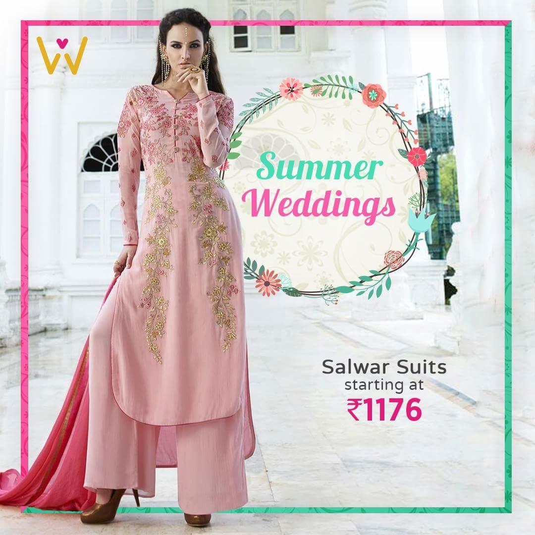 #SummerWeddings #dress #WedLista #WeddingWear #Ethnicwear #palazzo #palazzosuit #shopnow #roposolove #soroposo #indianwear #weddingdiaries