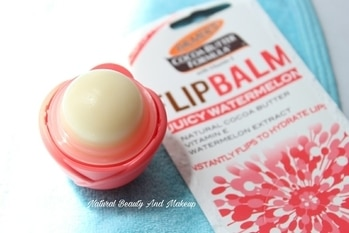 My current favourite #lipbalm 💕 This Vitamin E enriched balm is non-tinted and keeps my lips smooth as well as hydrated for a good period of time 💋🤗 Full review will be up soon, stay tuned 😉 #skincare  #naturalbeautyandmakeup  . . . . Product: Palmer's Cocoa Butter Formula Flipbalm - Juicy Watermelon 😍🍉 . . . . . . . . . . . . . . . . . . . . . . .  #productphotography  #trendingnow  #lipcare  #palmers  #allnatural  #crueltyfree  #veganbeauty  #hongkongblogger #hk #skincareaddict  #skincarerroutine  #instaskincare  #skincareproducts   #skincarediary   #skincareblogger   #skincareobsessed  #beautyroutine #ropososkincare #ropososkin #skincareregimen  #follownbam  #followformore   #roposogal #productreviewer  #bloggers #instareview  #blogger