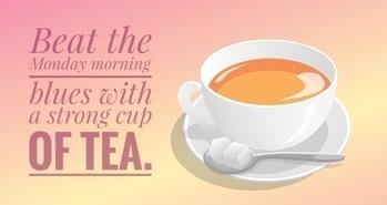 #mondaymotivation #mondayblues #morningmotivation #chai #indiantealove #tea #tealove #shuddhi #shuddhiherbal #roposo #trendingnow #chaitime