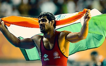 #sushilkumar #wrestler