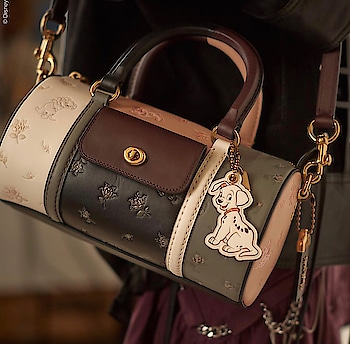 #coach #ss19 #disney #newcollection #luxury #fashion #trendalert #wow #cute #loveit #fashionchannel #roposotv #roposofeed