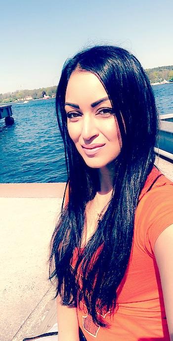 Selfie of the day 😘😘😘 #holiday #stockholm #selfie #beautifulday #beautifuldestinations #bollywoodactress #maryamzakaria