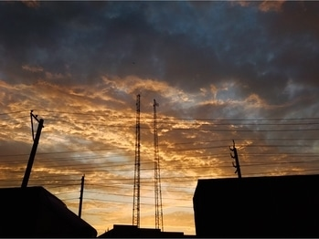 Click clicks!!! #landscape #photography #photographylovers #sunset #clouds #cloudscape #cloudstagram