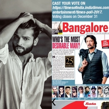 I Have been nominated for Bangalore's most desirable man🔥 for the 3rd year in a row and now it's time to vote for your favourite😊 thank you for all your love and support 😊 ——link on my bio ⬆️—————————————————————————-——————————————-——————————————-—- #mrindia #rahul #rahulrajasekharan #desirablemen #mrindia2017 #bangaloretimes #timesofindia #diwanjimoolagrandprix #actor  # https://timesofindia.indiatimes.com/entertainment/times-poll-2017