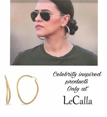 Celebrity inspired Hoop Earrings, Rakhi special offer price; Buy now : https://goo.gl/wiKUVA  #lecalla #hoopearrings #rakhispecial #offer #earaccessories #silverjewellery #giftingideas #summerstyle #grabnow #silvergift #girlythings #rakhispecial #hoopearrings #rakhi2017 #rakhioffer #rakhi #roposogood #roposolove #earrings #accessories #accessorylove #silverjewelry