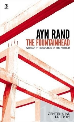 The book which changed my life #books #mylove #breather #bookslover  Fountainhead 😘😘😘
