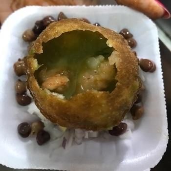 Pani puri ❤️ @Mehta's, Chennai #foodiesofindia #panipuri #foodporn #yum #instafood #yummy #amazing #instagood #photooftheday #sweet #dinner #lunch #tasty #delicious #eating #foodpic #foodpics #eat #hungry #foodgasm #hot #mumbaifoodie #ekplate #munchymumbai #walkwithindia #thecrazyindianfoodie #grubzone #chennai  #food