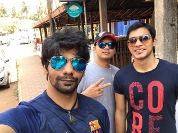 Hello from Goa 🙌🏻 #Wanderlust