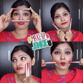 Gotta love those lip tints 💋💋 #obsessed • • #lipstickaddict #soroposo #beautyblogger #bloggergirl #nudetoberries #lorealparis #beautyandlifestylewithafreen @lorealparisin #makeupjunkie