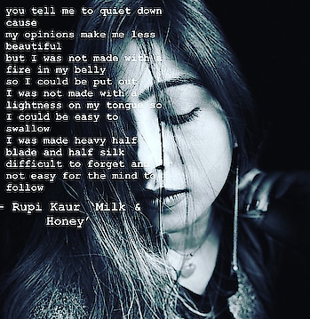 Its extremely essential to have an opinion and much more to express it! An honest opinion is like 'Dettol', we know its gonna hurt, pain but its gonna disinfect ( both your mind and the thing/person you're giving an opinion about)  #rupikaur #rupikaurpoetry #poetry #art #artiswhatibreathe #literature #wordporn #life #philosophy #beyourself #opinonated #brave #boldandbeautiful #riseandshine #positivevibes #goodvibes #gvo #instapic #instalove #instalike #poems #poetrycommunity #nzblogger #foodfashionandfunwithsonal #eat #pray #love  #picturequotes #quotestagram #fierce