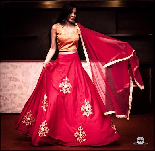 Lehenga Loving !! ❤️                                        #lehenga #model #ethniclove #desilook #roposo #soroposo #fashion #indian #bangalore #times #roposolove #roposotalks #tvbythepeople
