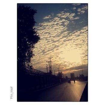 The sky is not the limit. It's just the view  #instagram #instagood #instanature #nature #naturelovers #naturegram #natureporn#naturephotography  #instaclick #photogram #potd #skyporn #clouds #natureonly #mesmerizing #mothernaturescolourpalette #naturewalk #iphonography #igers #followtrain #follow #mumbaigram #worldgram #ig_daily #photographyislife #amateurphotography #serene