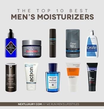 #moisturizer #men