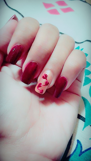 #nail-addict #nailartdesigns #byme 😀😀😀