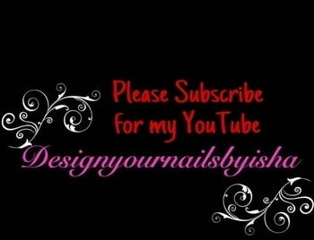 Please Subscribe for my Youtube Channel, as lot of videos are coming soon.. link is in my bio.. #youtube #subscribe #designyournailsbyisha #youtuber #blogger #nailartblogger #naildesigns #subscribenow #loveyouall #thanksforyoursupport #thanksforyourlove #thankyou #thankseveryone