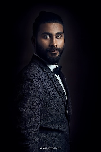 Eyes to lens, talk to me, one with emotion the other with expression! @aagam.photography . . . #moment #making #mood #color #love #eyes #gesture #hairdo #makeup #bowtie #swag #swaggersoul #soul #creativecarrying #creativedressing #vintagevanity #portraitphotography #portrait #originalcharacter #confidence #portraits #fashion #style #portrait_society #bestshot #lenscaptureofficial #code #codeformal #lifestyle